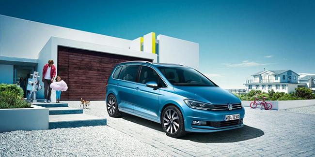 Leasing Volkswagen Touran en LOA ou LLD