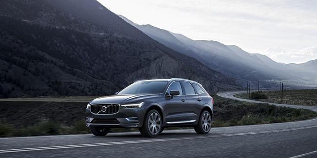 Leasing Volvo XC60 en LOA ou LLD