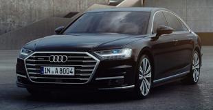 Leasing Audi A8 en LOA ou LLD