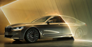 Leasing BMW Série 7 en LOA ou LLD