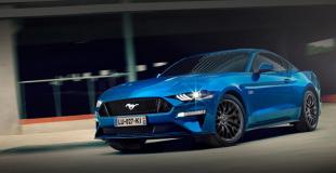 Leasing Ford Mustang en LOA ou LLD
