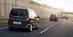 Leasing Ford Tourneo en LOA ou LLD