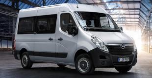 Leasing Opel Movano en LOA ou LLD