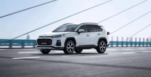 Leasing Suzuki Across en LOA ou LLD