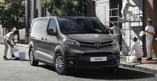 Leasing Toyota Proace en LOA ou LLD