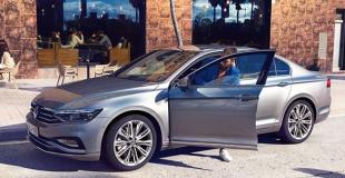 Leasing Volkswagen Passat en LOA ou LLD
