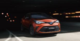 Leasing Toyota C-HR en LOA ou LLD