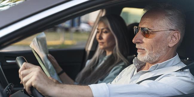 Conducteur de plus de 65 ans : combien coûte une assurance auto ?