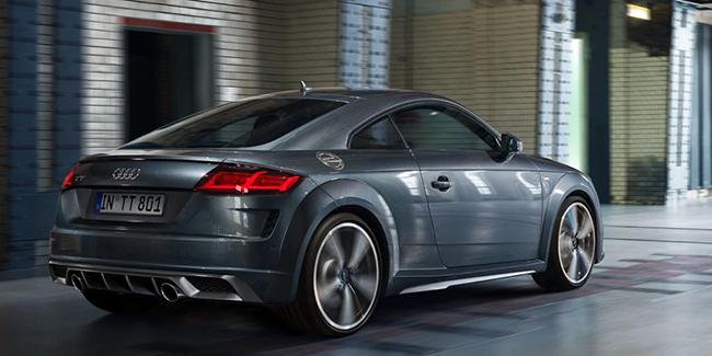 Leasing Audi TT en LOA ou LLD