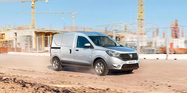 Leasing Dacia Dokker Van en LOA ou LLD