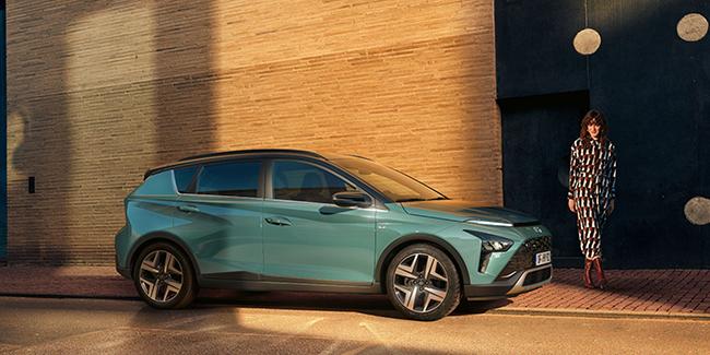 Leasing Hyundai Bayon en LOA ou LLD