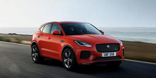 Leasing Jaguar E-Pace en LOA ou LLD