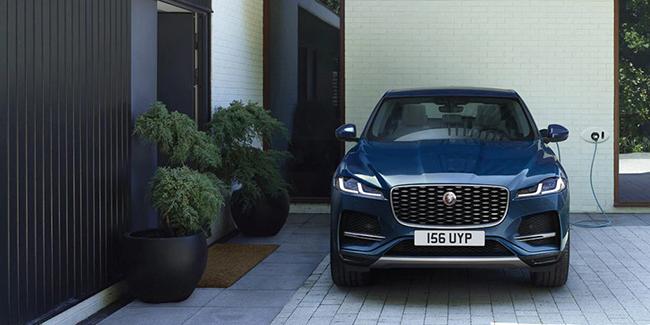Leasing Jaguar F-Pace en LOA ou LLD