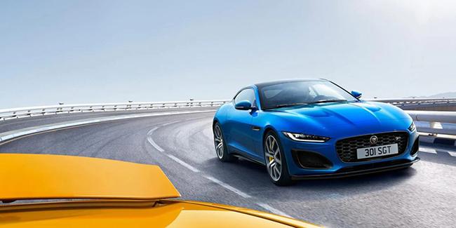 Leasing Jaguar F-Type en LOA ou LLD