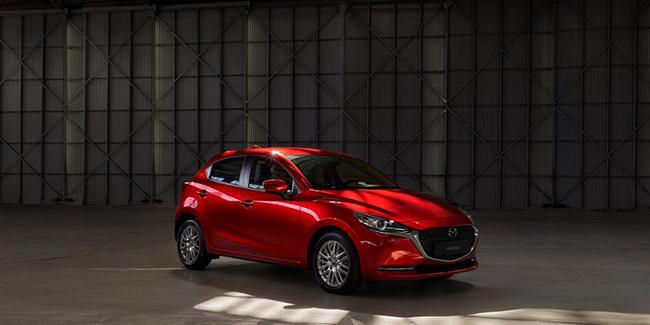 Leasing Mazda 2 en LOA ou LLD