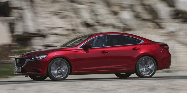 Leasing Mazda 6 en LOA ou LLD