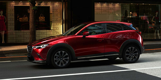 Leasing Mazda CX-3 en LOA ou LLD