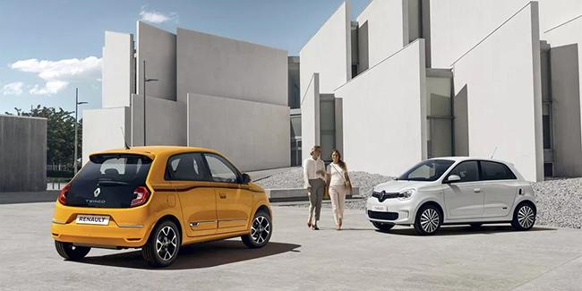 Leasing Renault Twingo en LOA ou LLD