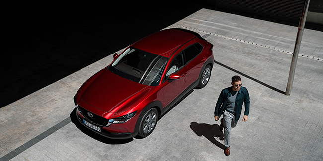 Leasing Mazda CX-30 en LOA ou LLD