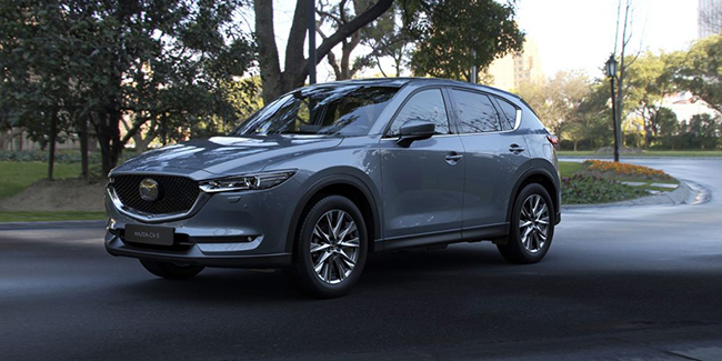 Leasing Mazda CX-5 en LOA ou LLD