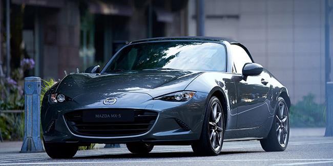 Leasing Mazda MX-5 en LOA ou LLD