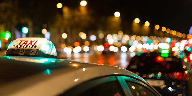 Assurance auto pour taxi et VTC : prix et comparateur