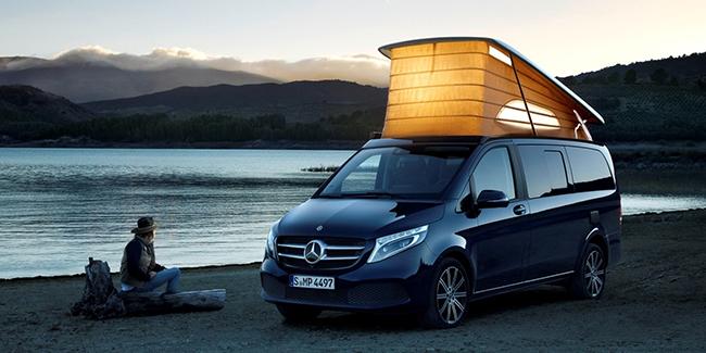 Leasing Mercedes Marco Polo en LOA ou LLD