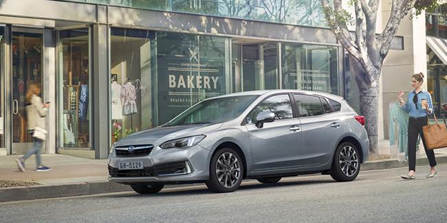 Leasing Subaru Impreza en LOA ou LLD