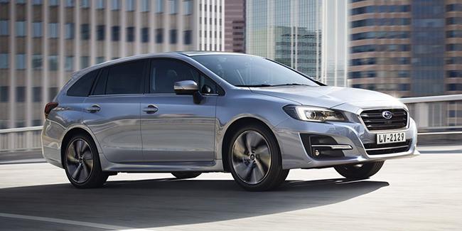 Leasing Subaru Levorg en LOA ou LLD