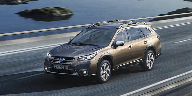 Leasing Subaru Outback en LOA ou LLD