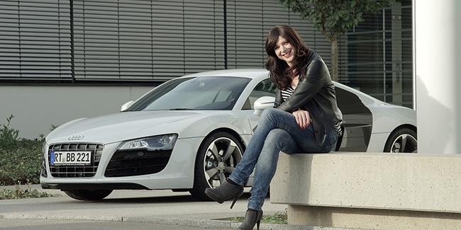 Assurance auto pour une Audi