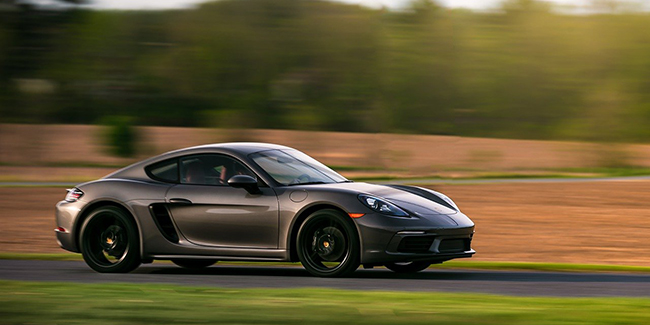 Assurance auto pour une Porsche