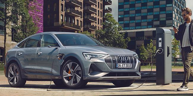 Leasing Audi e-Tron Sportback en LOA ou LLD