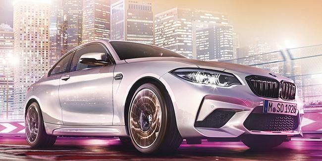 Leasing BMW M2 en LOA ou LLD