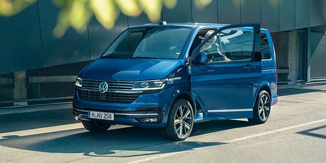 Leasing Volkswagen Caravelle en LOA ou LLD