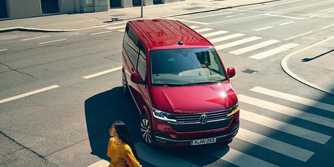Leasing Volkswagen Multivan en LOA ou LLD